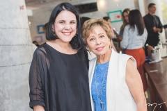 Patrícia Al'Kary e Tane Albuquerque