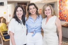 Sâmia Távora, Márcia Travessoni e Natércia Rios