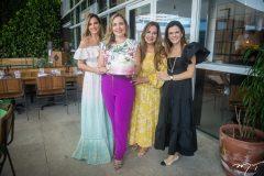 Michelle Aragão, Suyane Dias Branco, Martinha Assunção e Niedja Bezerra