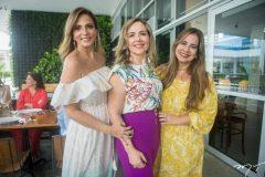 Michelle Aragão, Suyane Dias Branco e Martinha Assunação