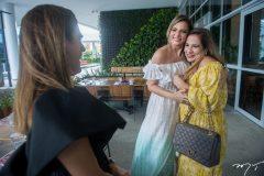 Niedja Bezerra, Michelle Aragão e Martinha Assunção