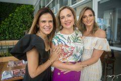Niedja Bezerra, Suyane Dias Branco e Michelle Aragão