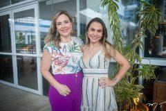 Suyane Dias Branco e Adriana Queiroz
