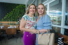 Suyane Dias Branco e Sandra Fujita