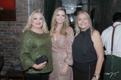 Eugenia, Tais e Norma Pinto