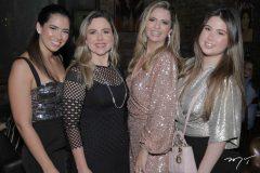 Suzana Geleilate, Suyane Dias Branco, Tais Pinto e Marcela Dias Branco