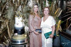 Tania Teixeira e Tais Pinto