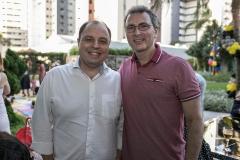 Alexandre Fermanian e Carlos Pereira