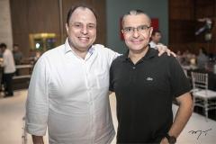 Alexandre Fermanian e Daniel Demétrio