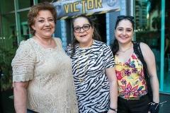 Vera Felix, Siglinda e Marcella Barroso