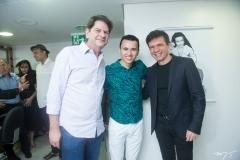 Cid Gomes, Dudu Moreno E Waldonys