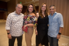 Dalter Mendes, Alexandra Vasconcelos, Izabel Gonçalves E Tobias Valentim