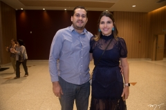 Daniel Soares E Aline Borja