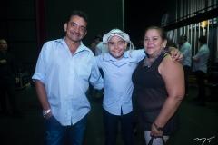 Erandir Lima, Kayro Oliveira E Luiza Gil Dos Santos
