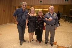 Francisco Oliveira, Dona Juju, Terezita E Ubiratan Aguiar