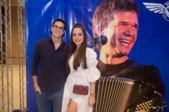 Guilherme Pinheiro E Lívia Moreno