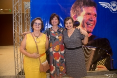 Ivanice Fortes, Sandra Moreno E Lise Fortes
