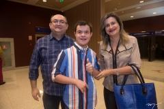 Josete Tavare,s Mateus Gabriel E Geovana Santana