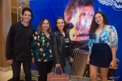 Leopoldo Aguiar, Solange, Andreia E Maria Izabel Nogueira