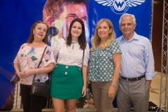 Zeneida, Jaqueline e ZéLia Nobrega E Sabino Freire
