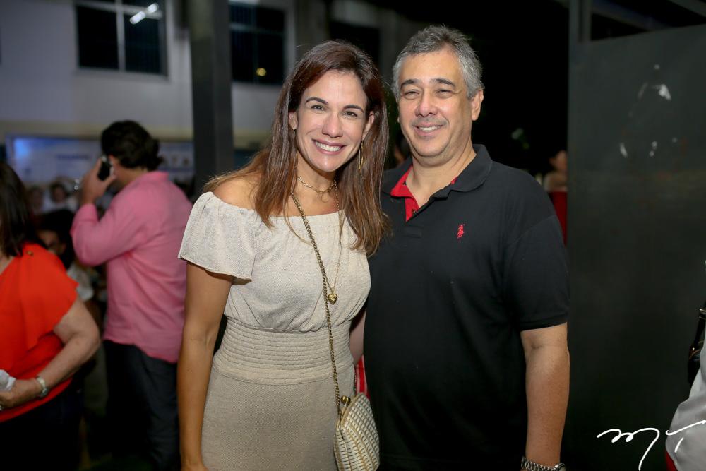 Ana Virginia e Ricardo Martins