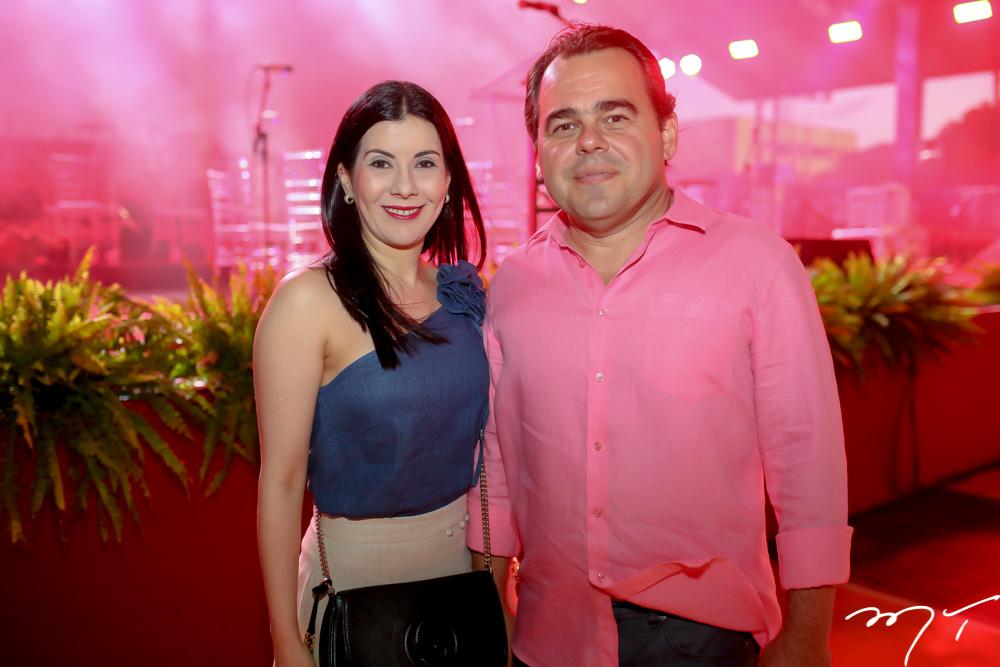 Lia e Gentil Linhares