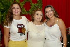 Adriana Rios, Etel Rios e Márcia Travessoni