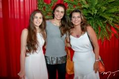 Arani e Ana Luiza Picansso, Marcia Travessoni