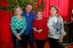 Graça e Jório da Escóssia, Consuelo Dias Branco e Tereza Câmara