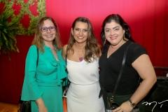 Eliane Alencar, Márcia Travessoni e Vivi Almada