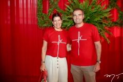Lisa e Eduardo Figueiredo