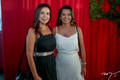 Maria Lúcia Negrão e Márcia Travessoni