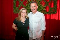 Natércia Rios e Artur Bruno