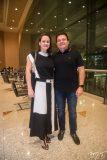 Adriana Fiuza e Fernando Ferrer