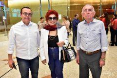 Alexandro, Jocilda e Walter Belchior