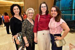 Ana Cláudia Fonseca, Lúcia Barreira, Márcia Barroso e Roberta Viana