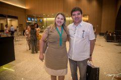 Karen e Renato Aguiar