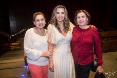Etel Rios, Márcia Travessoni e Neusa Bentes