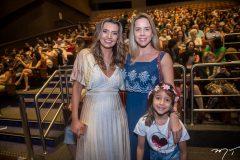 Márcia Travessoni, Isabela e Helena Barros Leal
