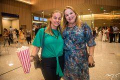 Márcia Távora e Raquel Bruno