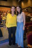 Márcia Teixeira e Carla Laprovitera