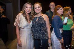 Márcia Travessoni e Lenise Queiroz Rocha