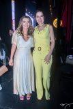 Márcia Travessoni e Onélia Santana