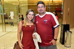 Roberta Rolim e Rodrigo Monteiro