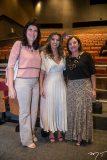 Rosane Medeiros, Márcia Travessoni e Ana Studart
