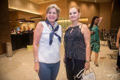 Stella Rolim e Lenise Queiroz Rocha
