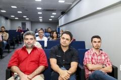 Fernando Chaves, Wellington Alves e Sérgio Soares