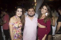 Isabel Morais, André Maranhão e Nicole Escórcio (3)