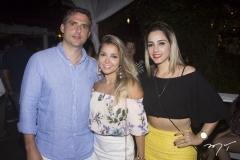 Tácito Melo, Thaís Guimarães e Virna Pinto (1)