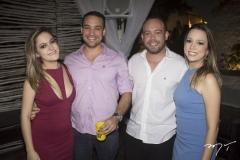 Tamires Prado, Rodrigo Barbosa, João Alcides e Olinda Azevedo (1)